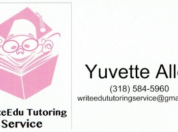 WriteEdu Tutoring Service
